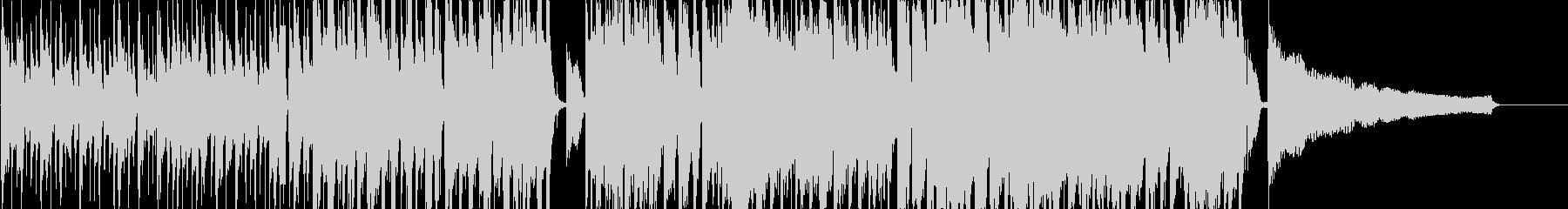 スタイリッシュなアコースティックロックの未再生の波形