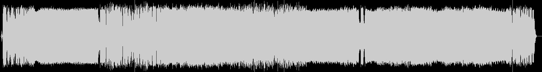 アニソン風デジタルロック 90秒ver の未再生の波形