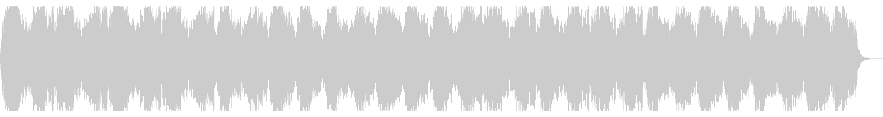哀愁感あるストリングス ファンタジー楽曲の未再生の波形