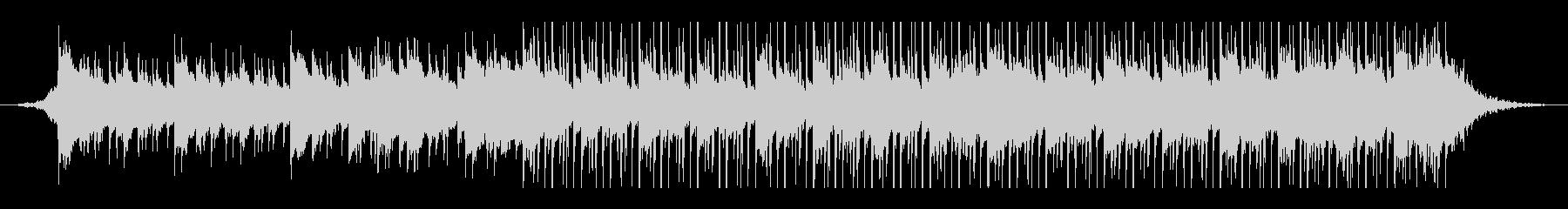 アラビア音楽(60秒)の未再生の波形