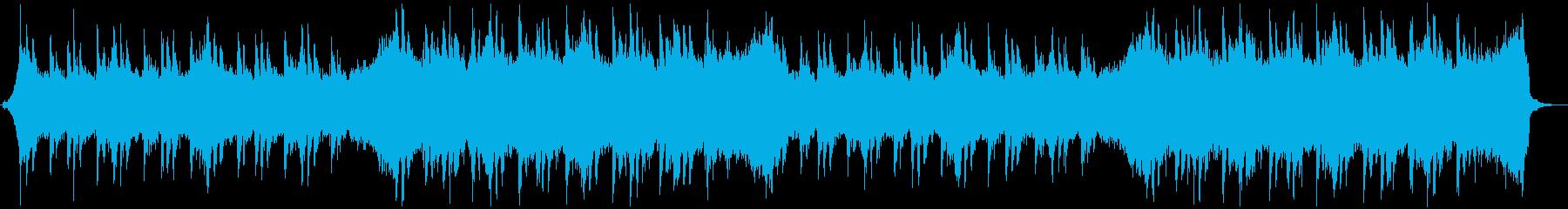 ロック・力強い・洋楽・わくわくポジティブの再生済みの波形