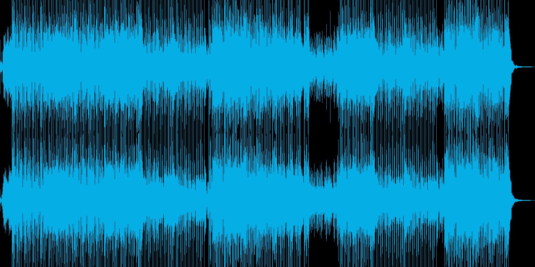 琴・尺八・レトロな演歌調ポップの再生済みの波形