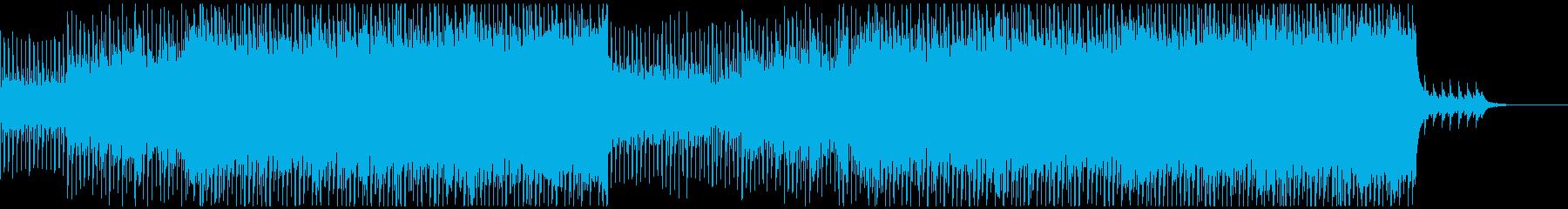 企業VP・オープニング/前向き・感動的の再生済みの波形