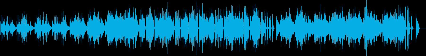 エンターテイナー(ピアノカバー)の再生済みの波形
