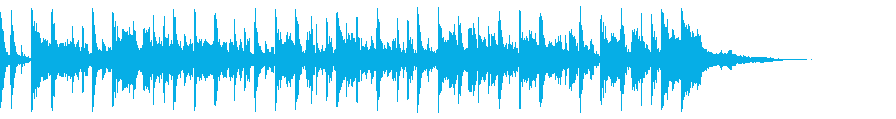 ミレニアムの再生済みの波形