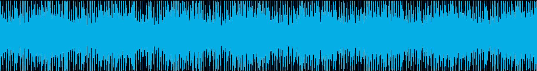 企業PR_ウクレレ_メインメロ無Loopの再生済みの波形