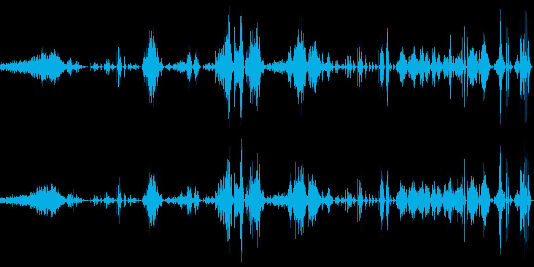 クラシック クール ファンタジー ...の再生済みの波形