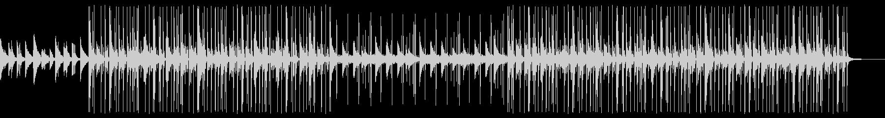 Lofi Piano beats 202の未再生の波形