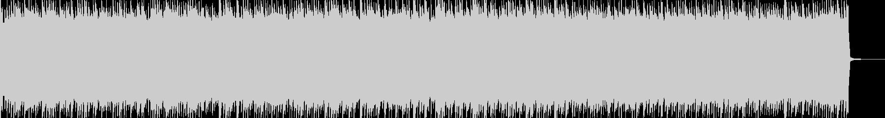 前向き・爽やか アコギ・ピアノ・ベースの未再生の波形