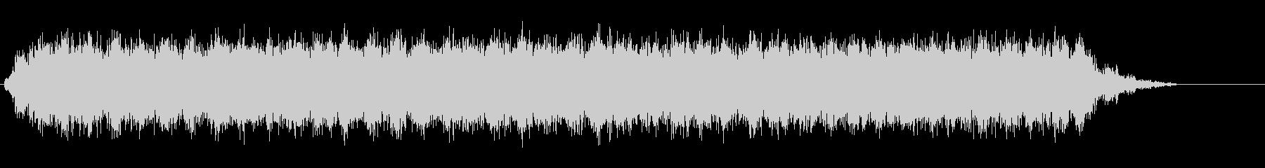 [生録音]ミキサーで混ぜる02-ミドルの未再生の波形