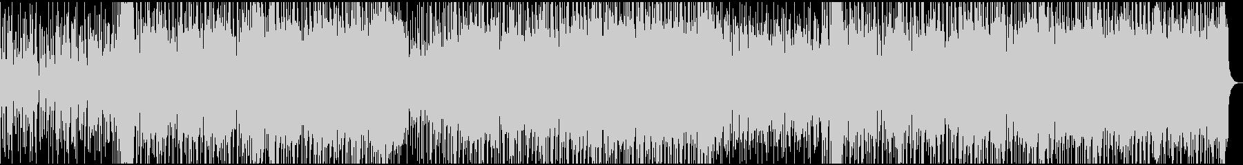 リードソロドライブギターのこのトラ...の未再生の波形