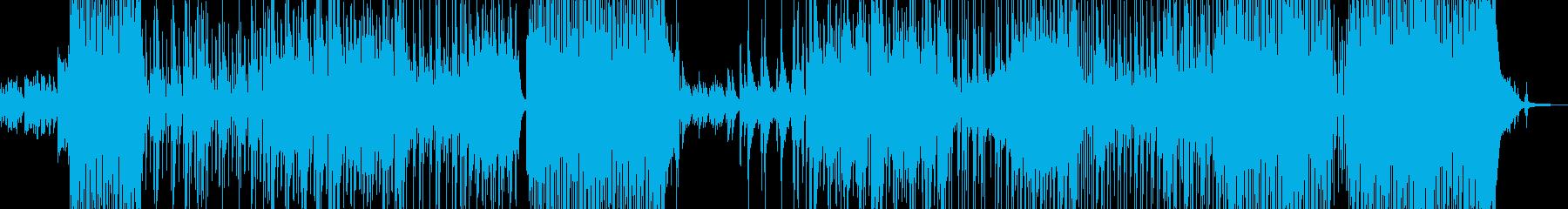 キュートな雰囲気に・R&Bポップ 短尺+の再生済みの波形