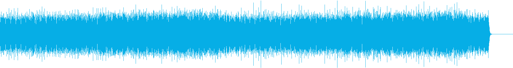 追跡、調査のシーン/エレクトロの再生済みの波形