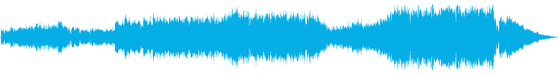 バイオリンポップス ビート&メロディアスの再生済みの波形