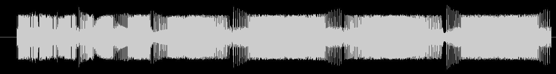 FX アカルデの敵01の未再生の波形