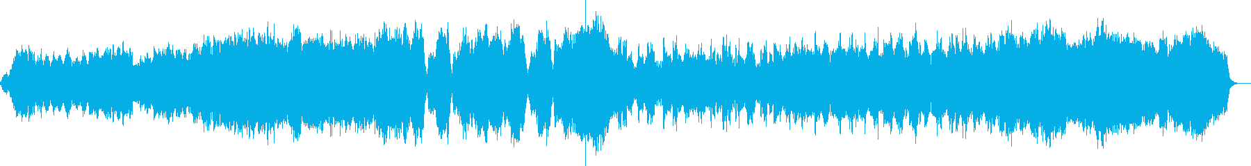 Dramatically sad strings's reproduced waveform