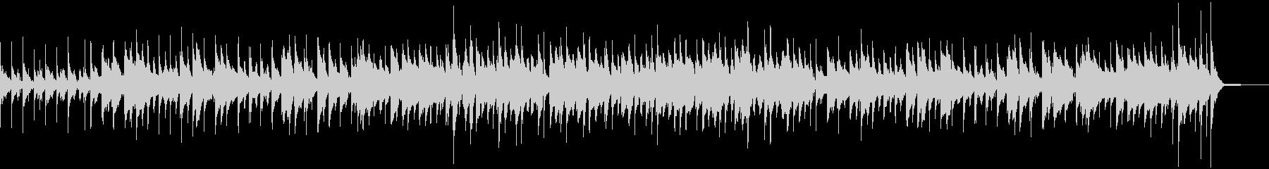 ヴァイブが奏でる小粋なジャズナンバーの未再生の波形