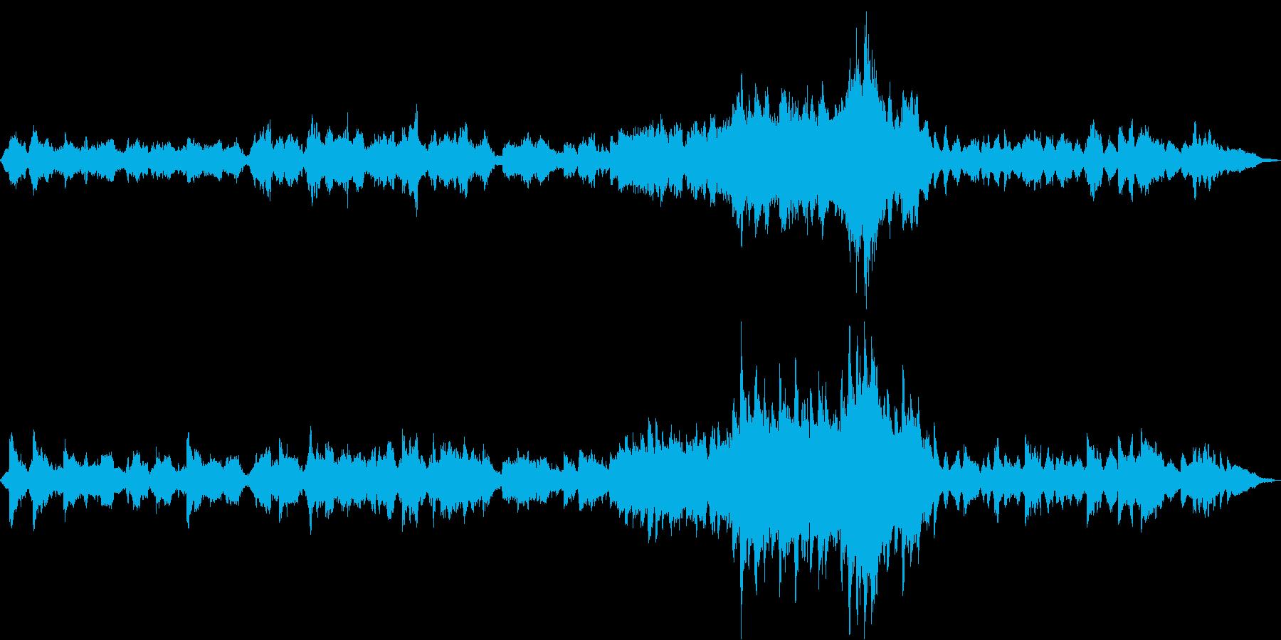 【生演奏】いきなりLOVEな展開の再生済みの波形