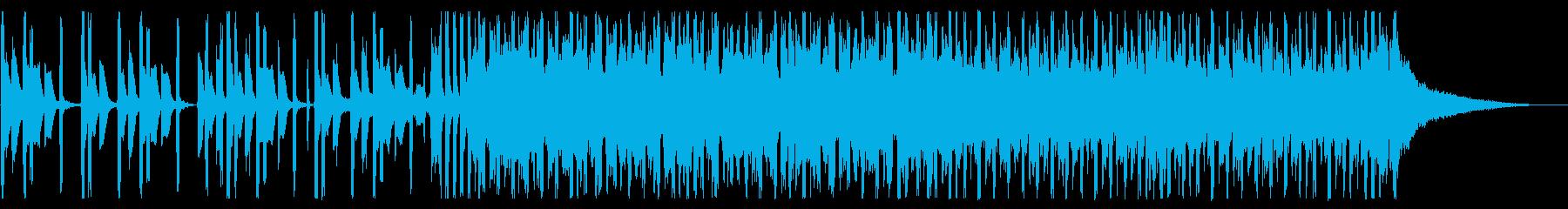 未来を感じる80年代エレクトロ_3の再生済みの波形