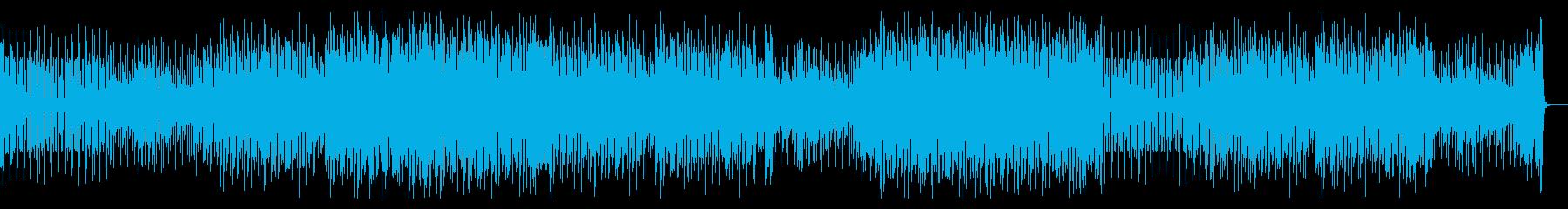 ファンキー&クールな王道アシッドジャズの再生済みの波形