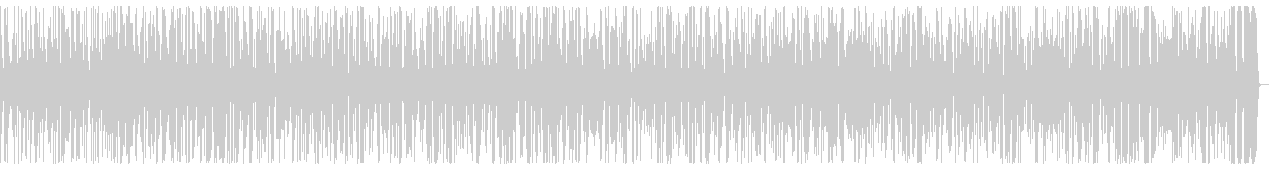 Bright, relaxed and stylish jazz piano BGM's unreproduced waveform