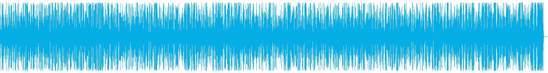 Bright, relaxed and stylish jazz piano BGM's reproduced waveform