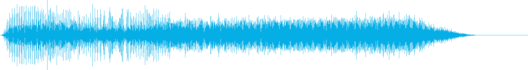 シュイーン(派手 魔法 ゲーム)の再生済みの波形