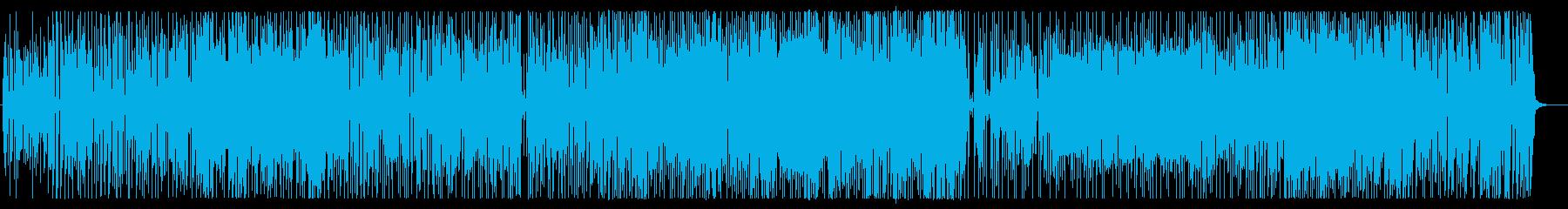 全て生楽器!いなたいBrass Funkの再生済みの波形