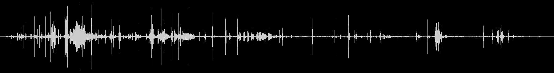 ブライトマッシーまたはグーイーテク...の未再生の波形