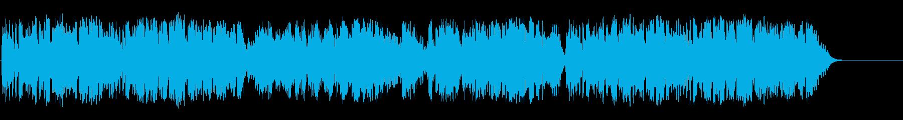 厳粛なクラシック/管楽四重奏の再生済みの波形