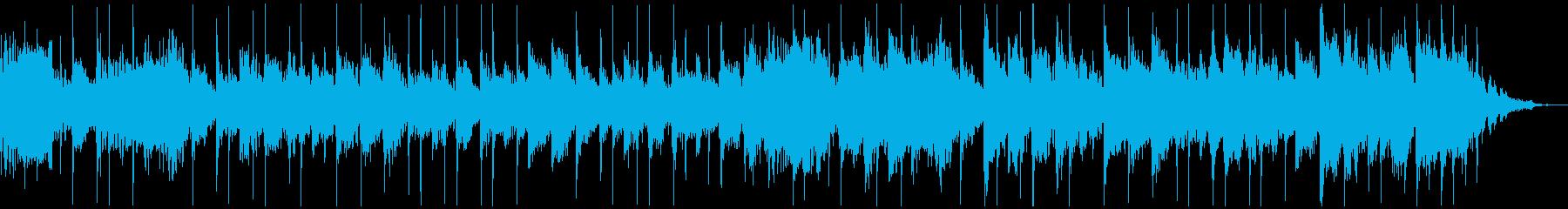 【CM】クールなギターのBGM・1の再生済みの波形