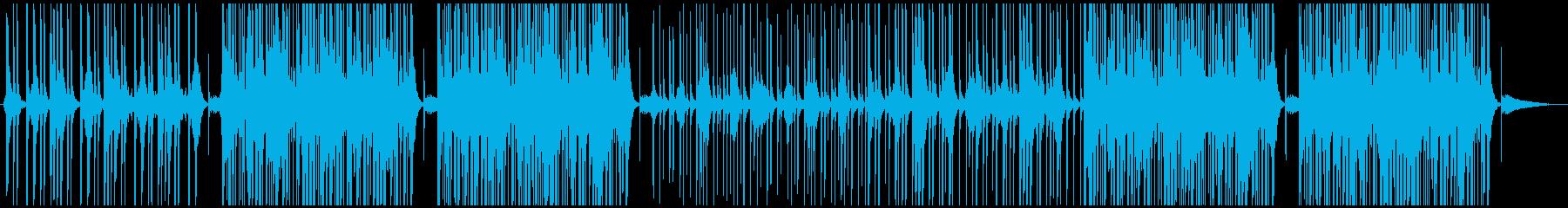 企業イメージ ポジティブ 明るい 打楽器の再生済みの波形