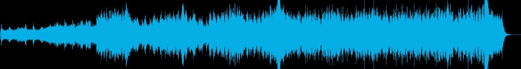 【まるで生演奏】ワルキューレの騎行 冒頭の再生済みの波形