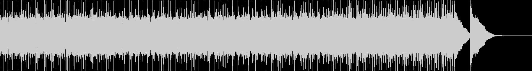 三味線+和太鼓 勢いあるシブい和風曲5Aの未再生の波形