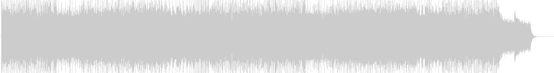 「HR/HM」「ROCK」BGM194の未再生の波形