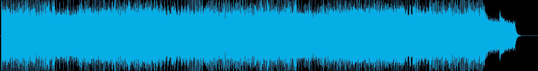 「HR/HM」「ROCK」BGM194の再生済みの波形