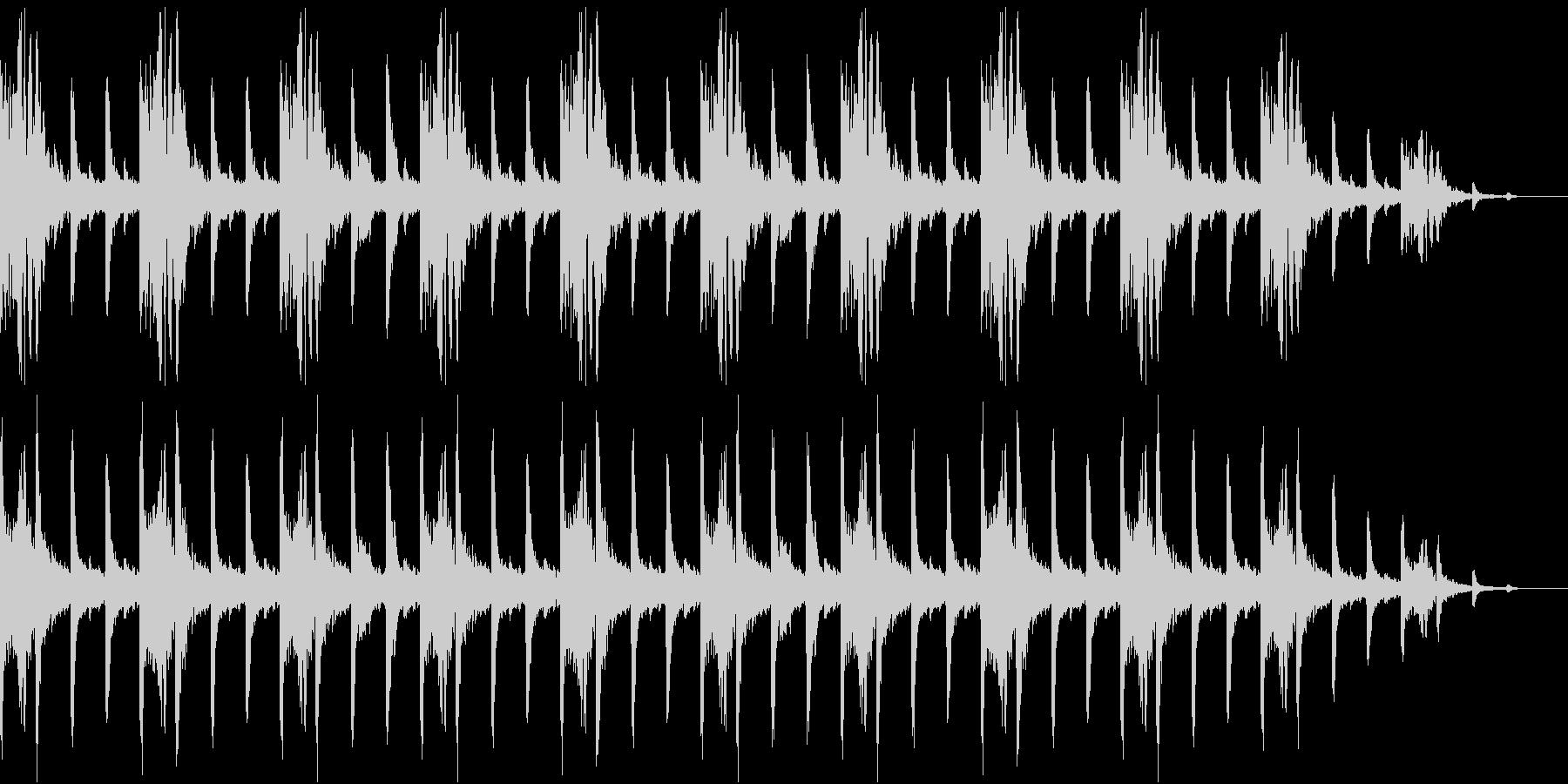 深夜山林で発生した猟奇事件(劇伴向け)の未再生の波形