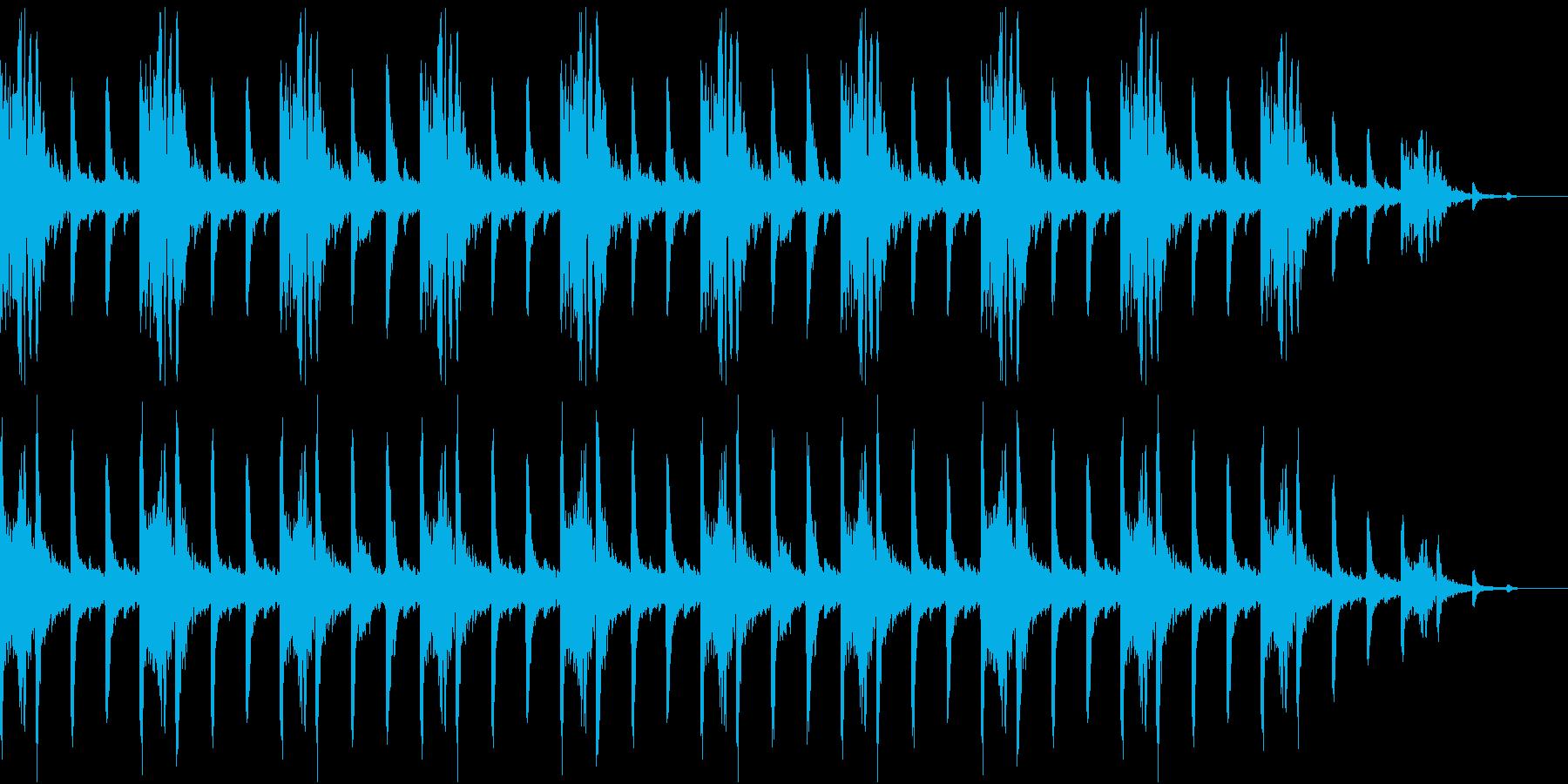 深夜山林で発生した猟奇事件(劇伴向け)の再生済みの波形