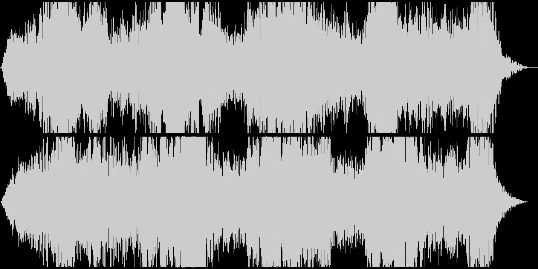 ドローン 腸02の未再生の波形