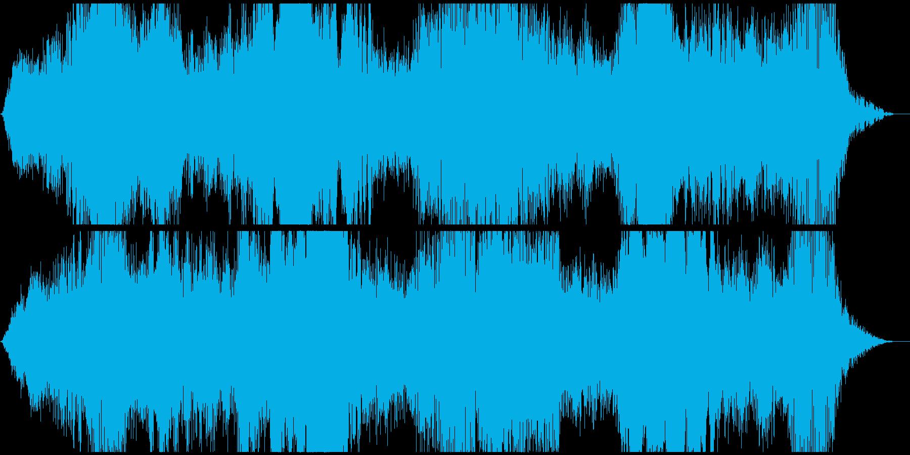 ドローン 腸02の再生済みの波形