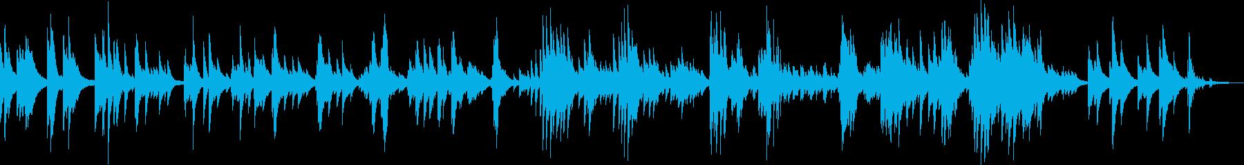 別れのテーマ(ピアノ・バラード・悲しい)の再生済みの波形