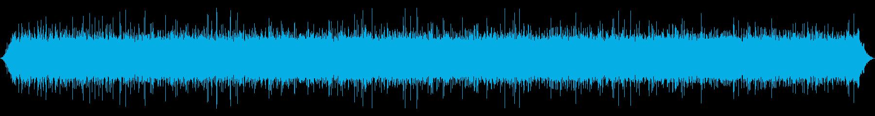 ブルックオアストリーム:速い流れ、...の再生済みの波形
