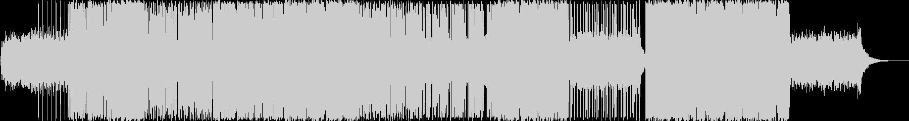 ヒップホップ/ラップ/王道/ヘビー/#1の未再生の波形