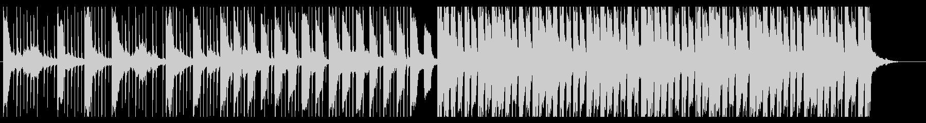 浮遊感/優しさ_No417_2の未再生の波形