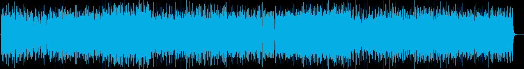 「METAL/DEATH」BGM238の再生済みの波形