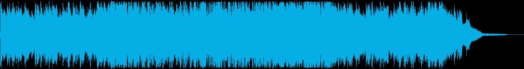 CM・おしゃれな洋楽R&Bの再生済みの波形