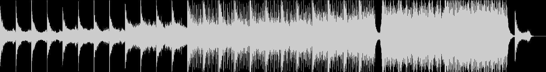 オーケストラ曲アンビエント→ポジティブの未再生の波形