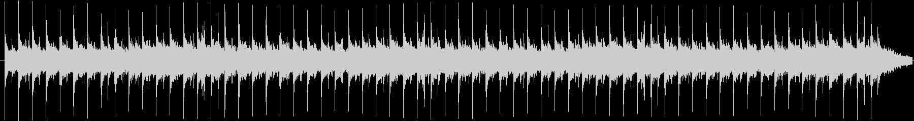 8ビート エレクトロ系 ループの未再生の波形