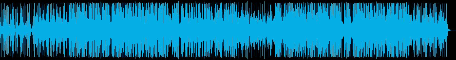 新しい始まり/ノリが良く楽しいピアノの再生済みの波形