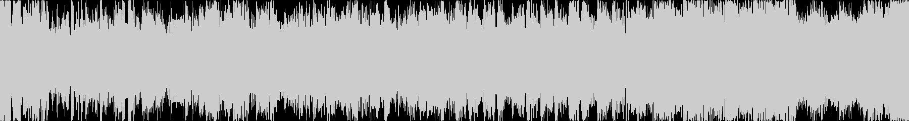【ループD】パワフルで高揚感ピアノEDMの未再生の波形